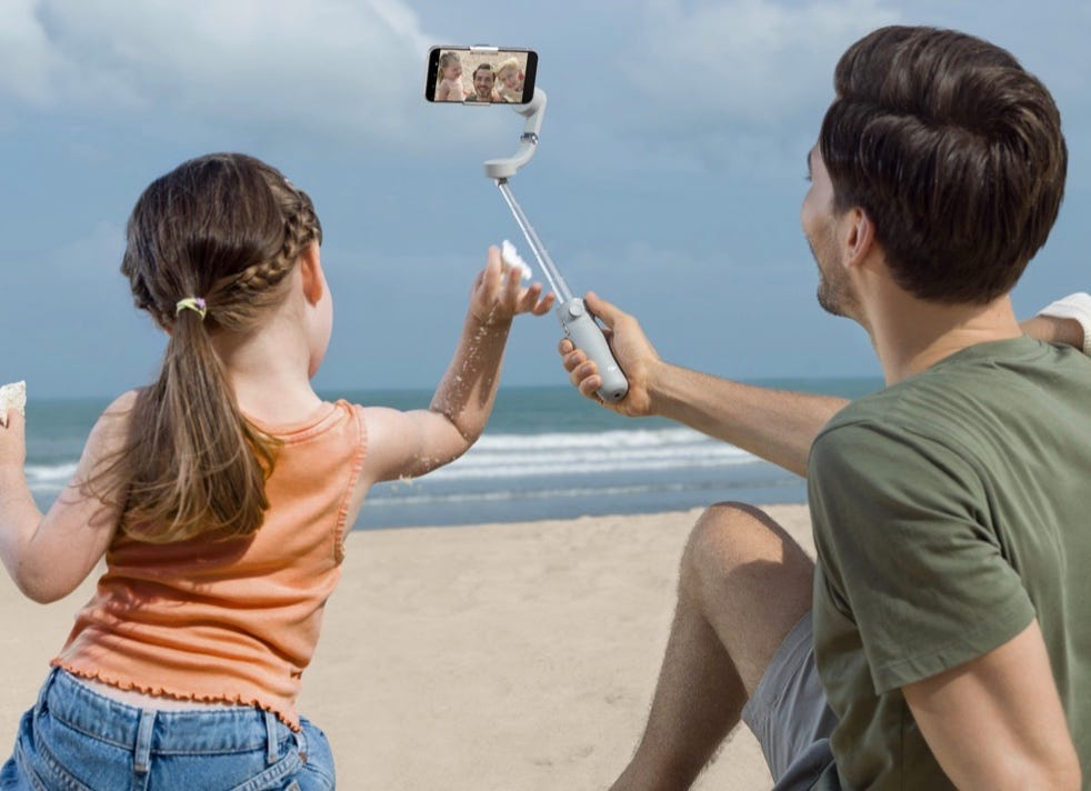 DJI Osmos 5 Smartphone Gimbal