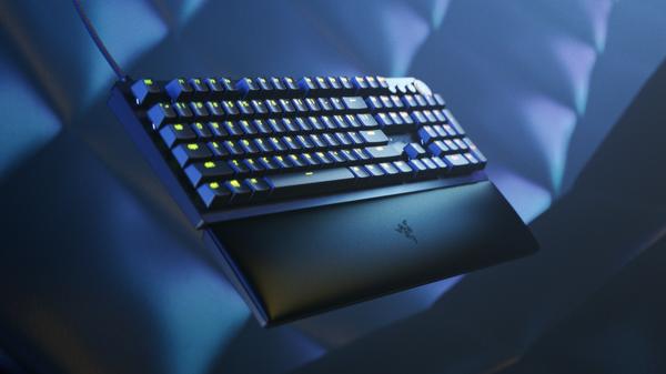Razer's New Mechanical Keyboards Promise Gamers Near-Zero Latency