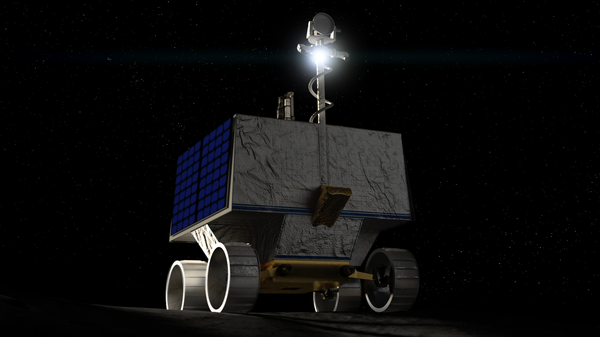NASA's First Lunar Rover Will Help Astronauts Live on the Moon