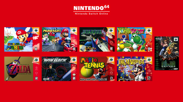 N64 and Sega Genesis Games Are Coming to Switch Online—With a Catch