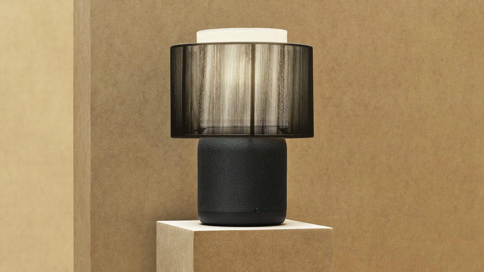 Sonos Symfonisk speaker lamp from IKEA
