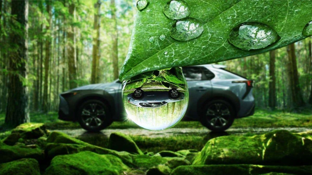 Subaru Solterra EV
