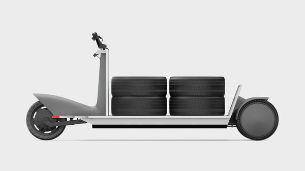 Polestar's Latest EV Is a Cargo Sled for Inner-City Deliveries
