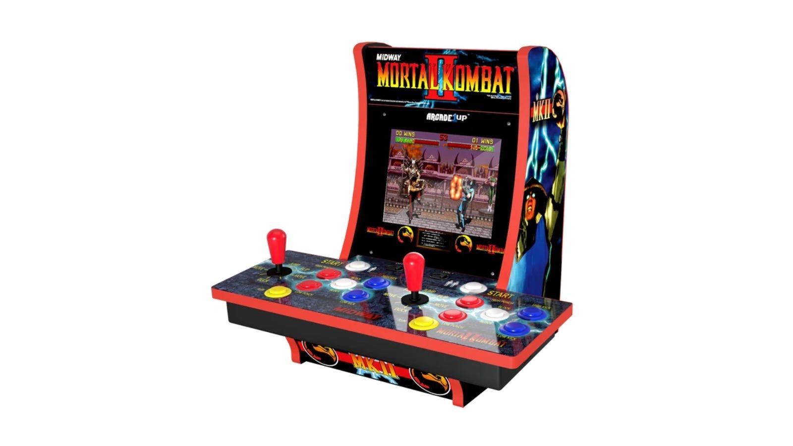 Mortal Kombat 2 Người chơi phản công
