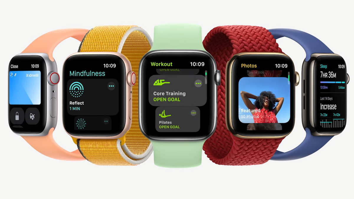 How to Pre-Order the Apple Watch Series 7 on October 8 – Report Geek