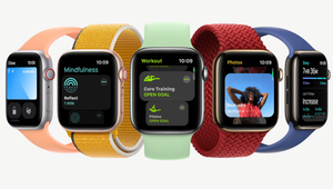 The New Apple Watch Series 7 is Bigger, Brighter, and Sleeker