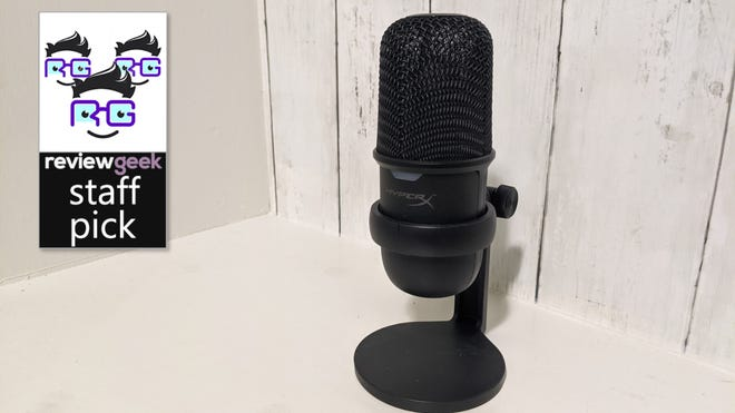 HyperX SoloCast Review: A Tiny Mic with Tiny Problems