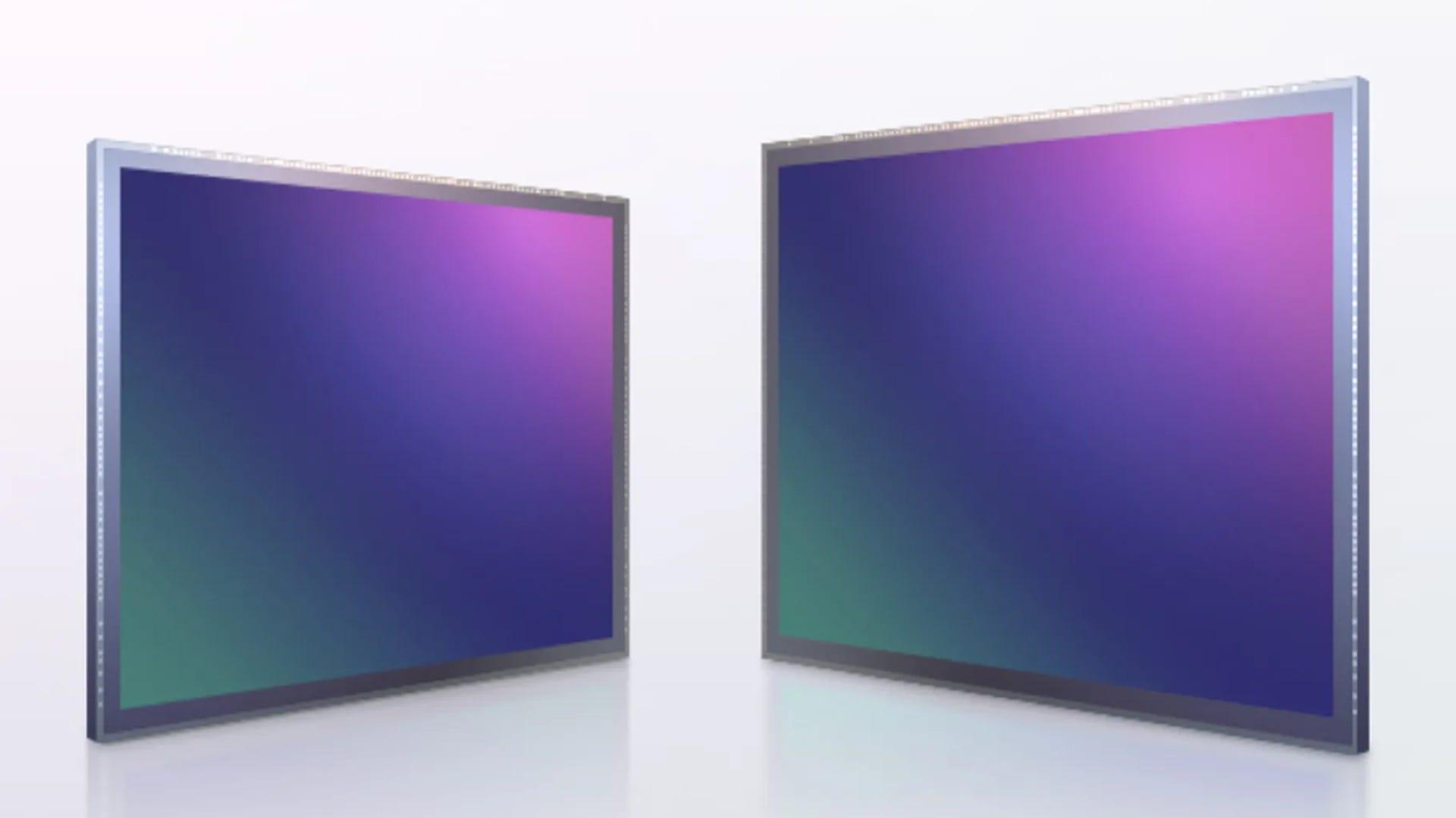 Samsung smartphone camera sensors