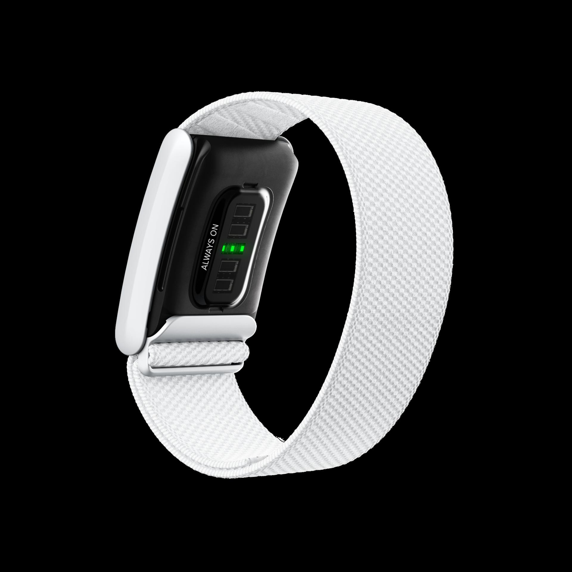 The Whoop 4.0's new sensor