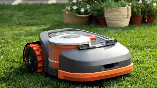 Segway Fixed The Biggest Issue with Robot Lawn Mowers
