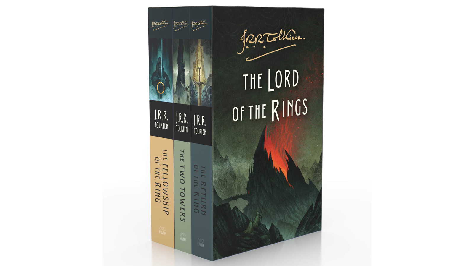 Yeah, You Need This 'Lord of the Rings' Trilogy Box Set for Your Home Library
