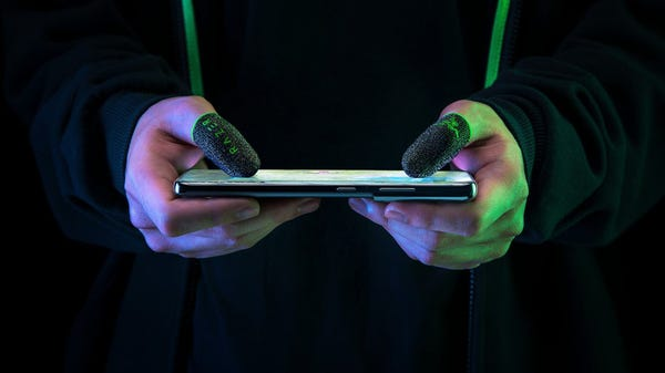 Razer Made Finger Sleeves for Mobile Gaming, and No That's Not Stupid