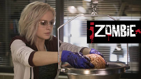 What We're Watching: 'iZombie' Proves Zombies Can Have Brains and Eat Them, Too
