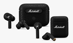 Marshall Launches Its First Pair of ANC Earbuds