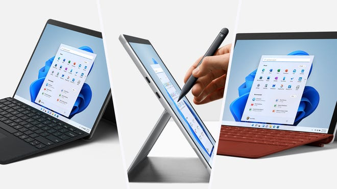 The Microsoft Surface Tablet Lineup Gets a Revamp With New Pro 8, X, and Go Models