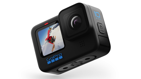GoPro's HERO 10 Black Camera Takes Video Stabilization to the Next Level