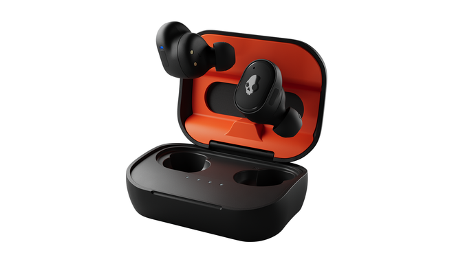 Skullcandy's New Wireless Earbuds Let You Go Totally Hands-Free