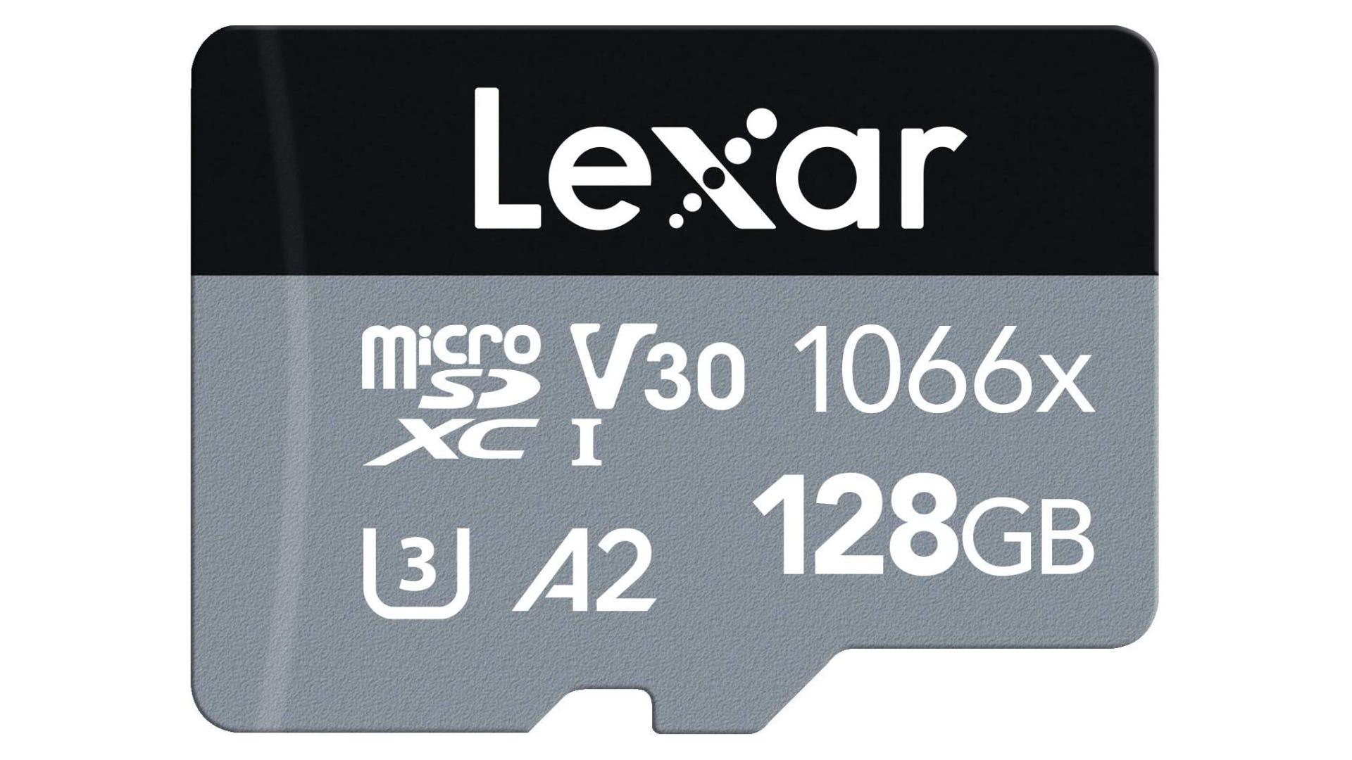 Lexar Silver Series SD card