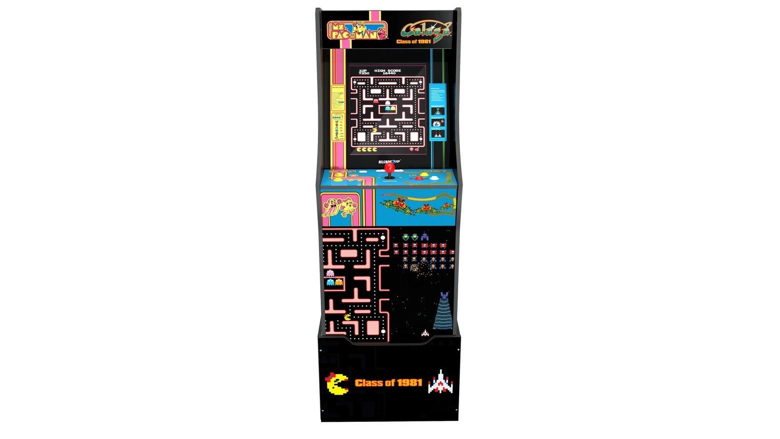 Ms. PAC-MAN™ / GALAGA™ Class of '81 Arcade Machine