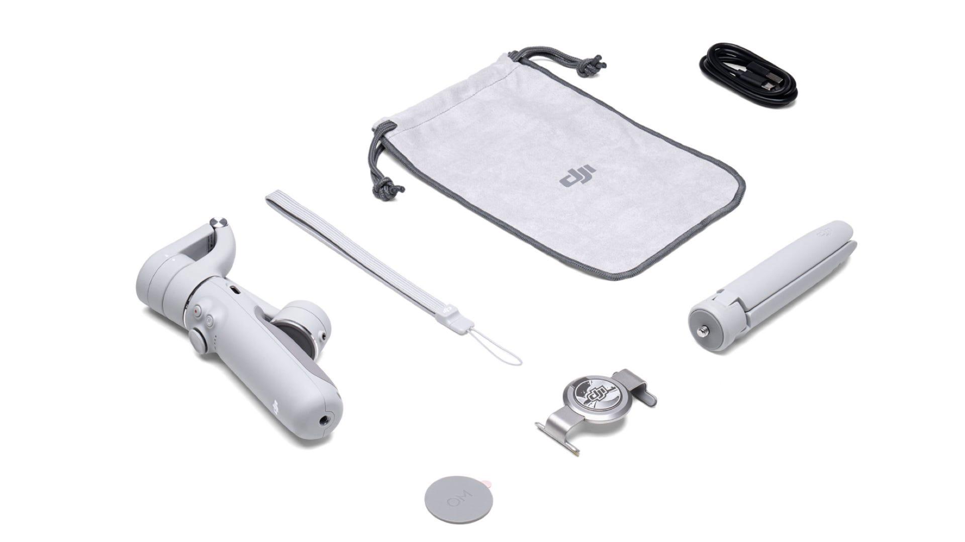 DJI Osmos 5 accessories