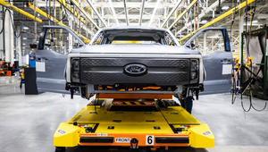 Ford Teams Up with Battery Recycler to Change How EVs Are Manufactured