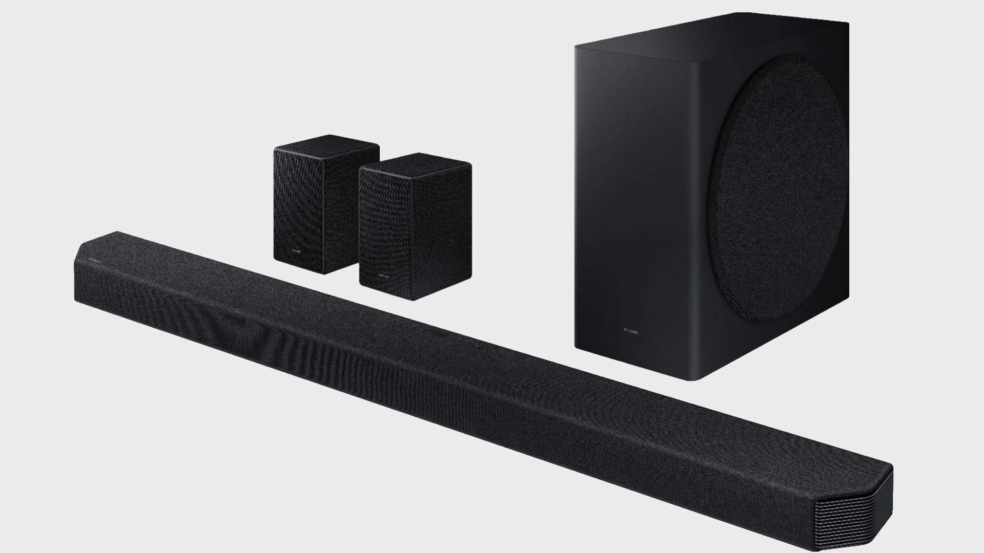 Samsung HW-Q950A soundbar render