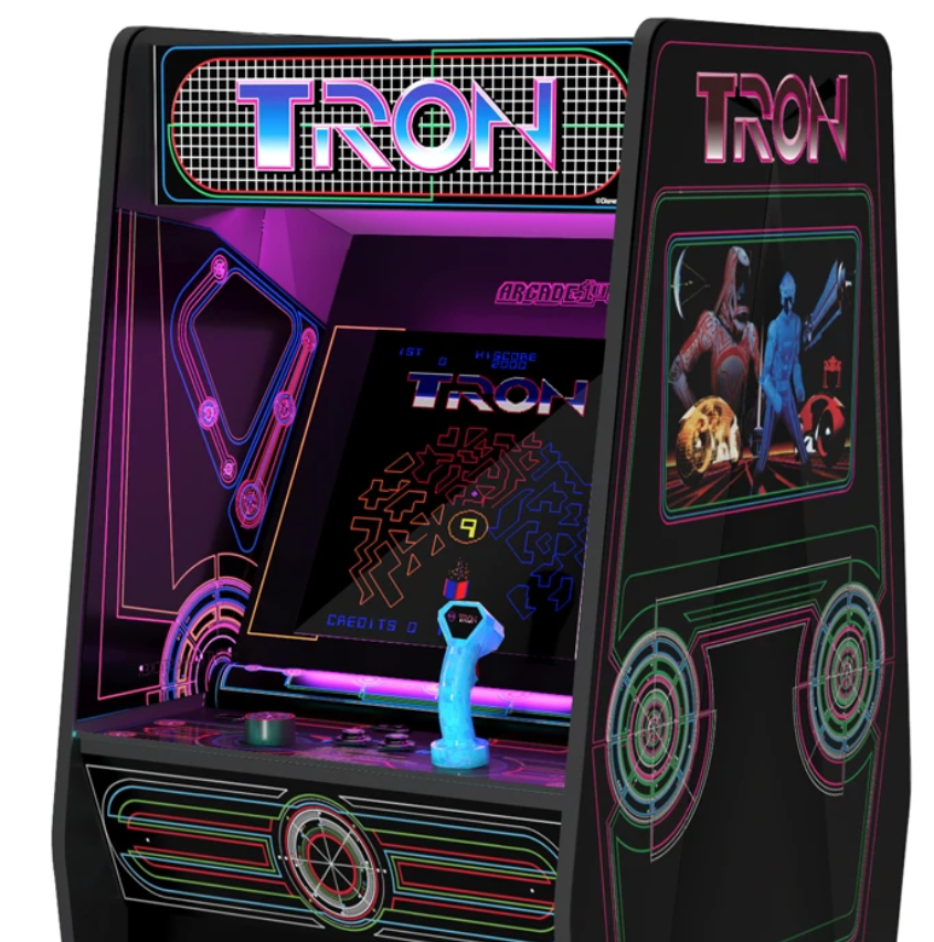 Arcade1Up TRON Cabinet
