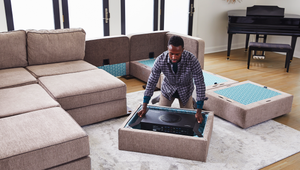 Lovesac Adds Surround Sound to Its Modular Couches … Huh?