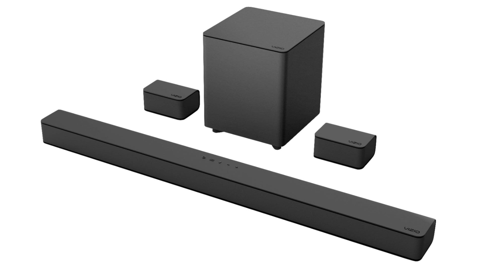 Vizio V Series V51-H6 soundbar render