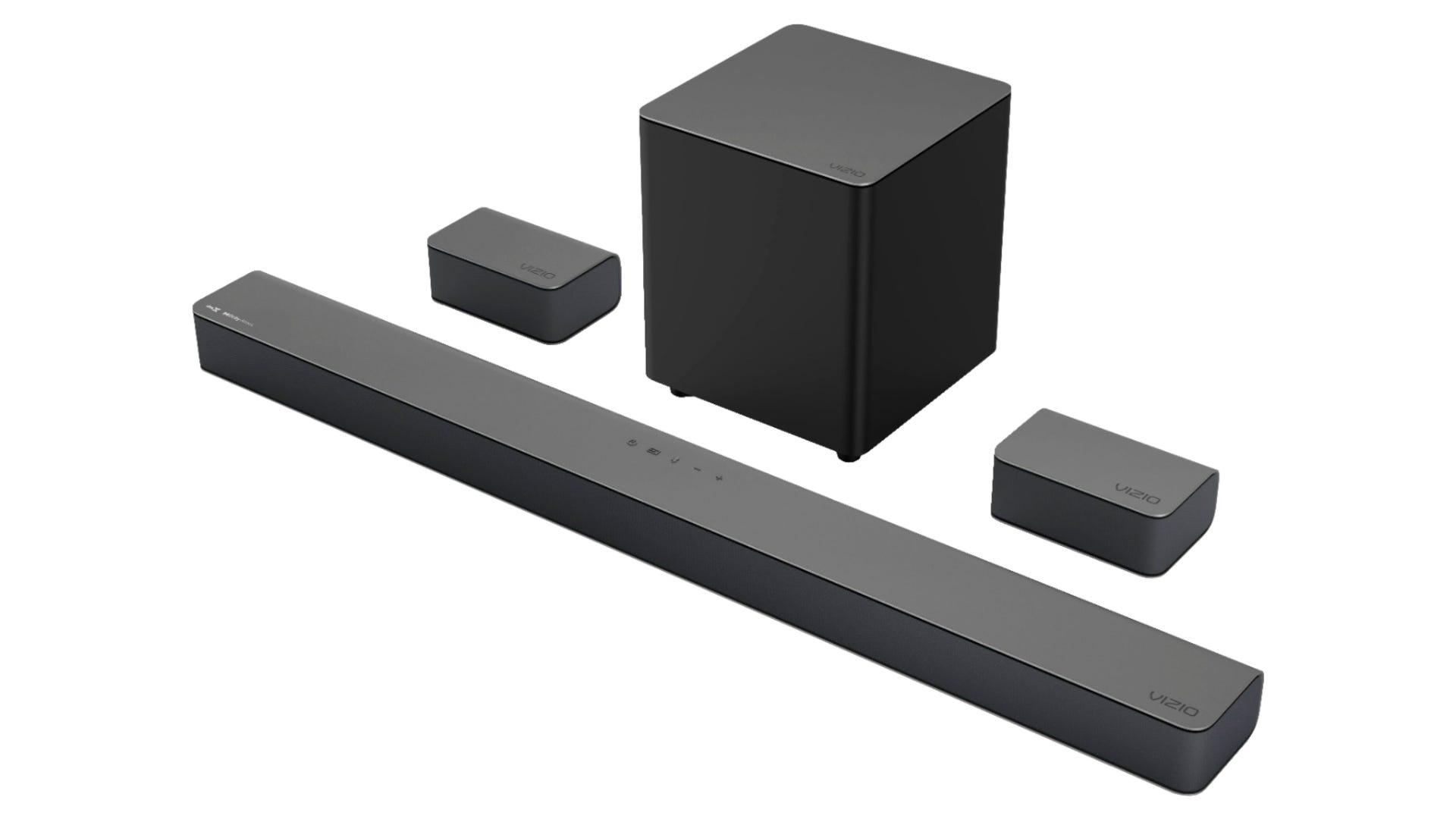 Vizio M Series Soundbar render