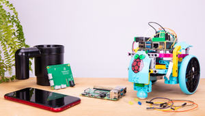 Control LEGO Robots with the New Raspberry Pi Build HAT