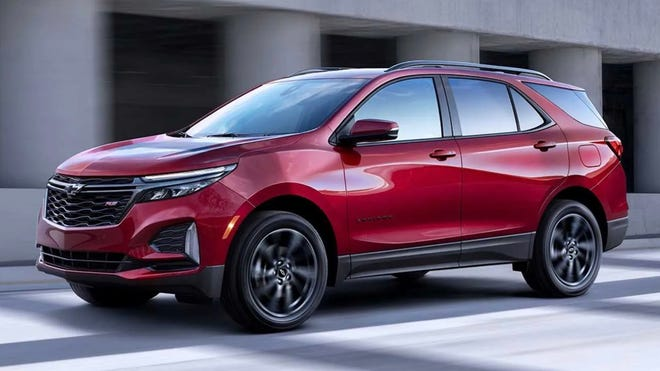 GM Plans to Take On Tesla With New $30,000 Electric Crossover
