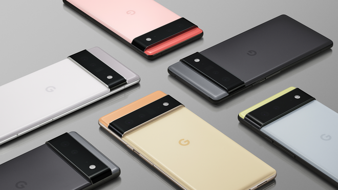 Everything Google Announced at Its Pixel 6 Launch Event