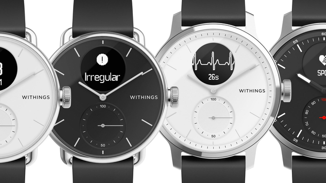 Withings' SpO2 Capable ScanWatch Is Finally Coming to the U.S.