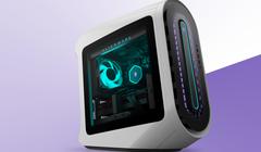 Alienware's New Aurora Desktop Is Pretty Dang Cool (Literally)