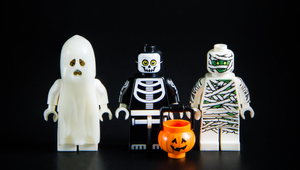 Brick or Treat! These 9 LEGO Sets Make for Perfect Halloween Treats