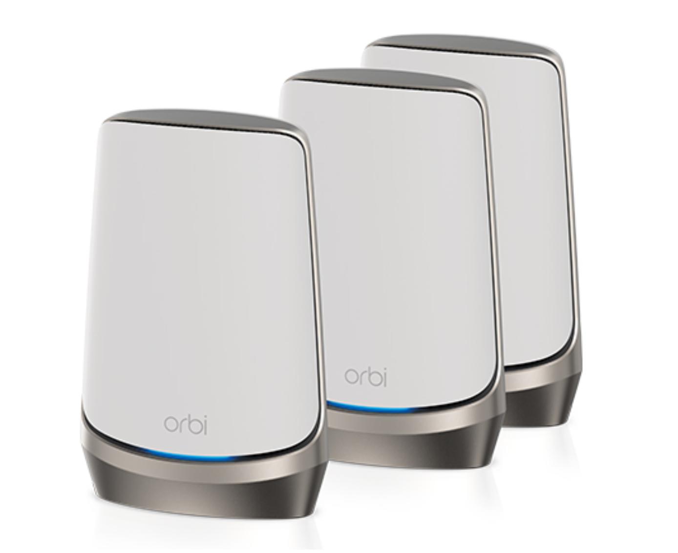 Netgear Orbi Quad-band Mesh Wi-Fi 6E