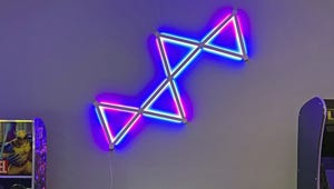 Nanoleaf's Newest Premium Smart Lights Covers Your Walls in Lines