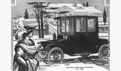 New Research Shows Why Electric Cars Failed In the Early 1900s