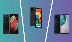 The 6 Best Android Smartphones for Holiday 2021