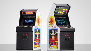 Check Out These Affordable 'Missile Command' Arcade Cabinets