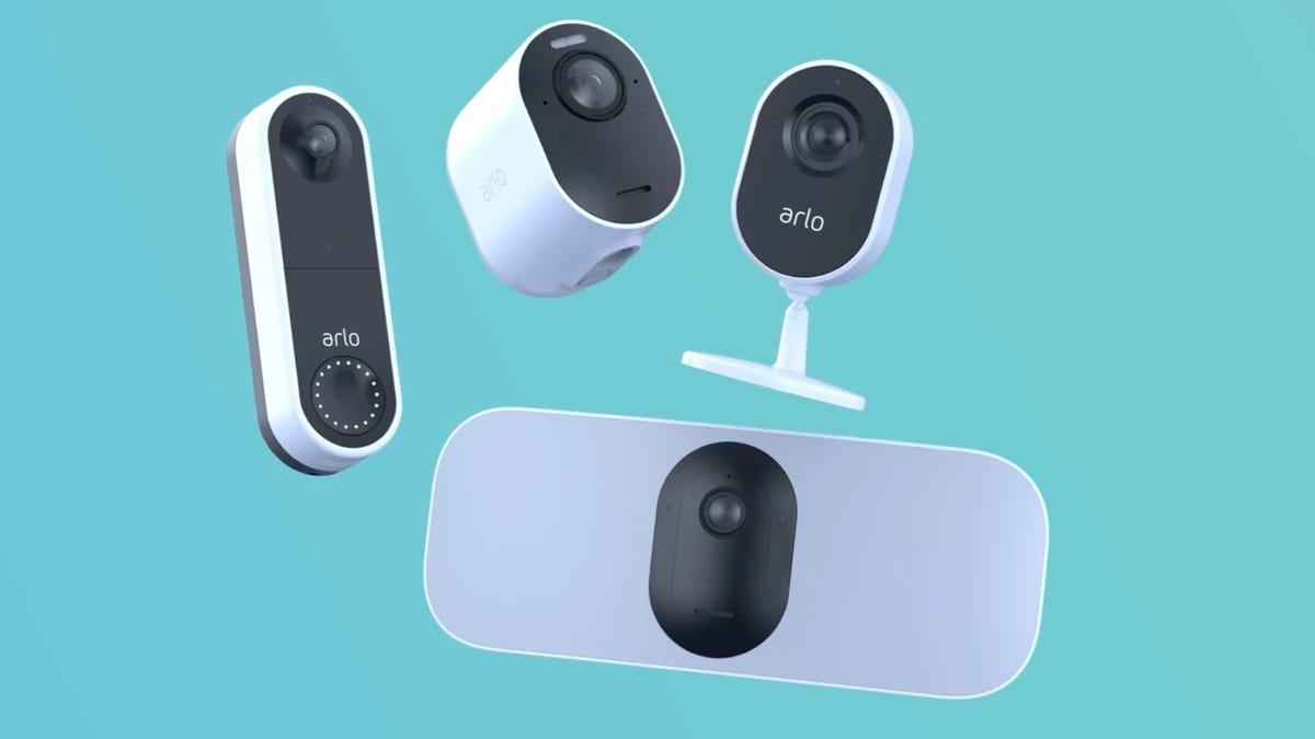 Arlo Camera Lineup