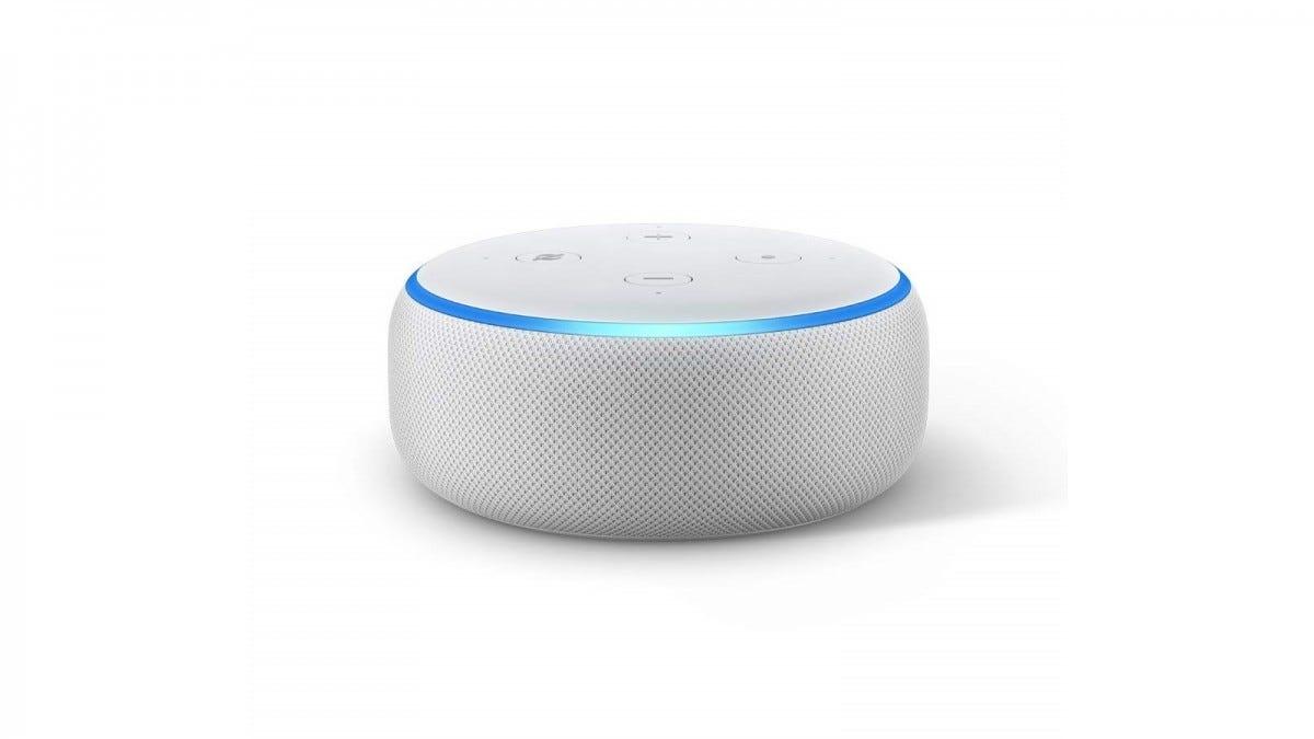 Echo Dot third generation