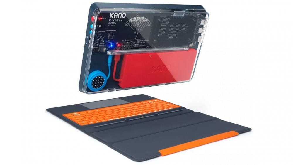 Kano PC second generation
