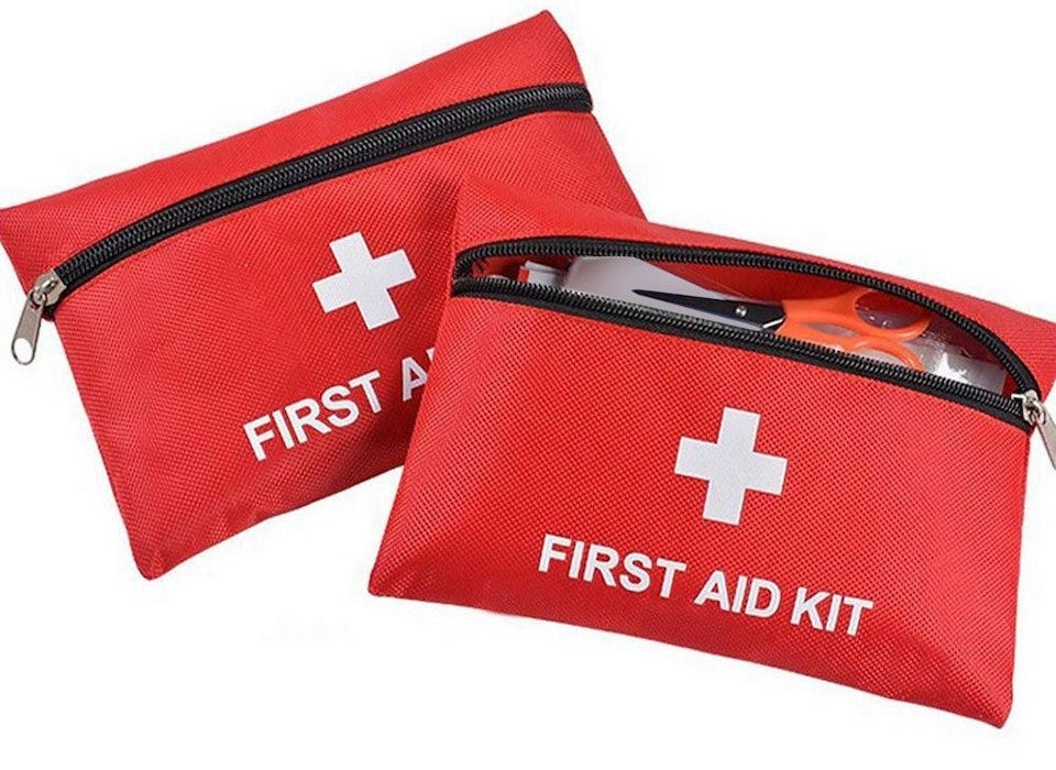 MINILOP First Aid Kit