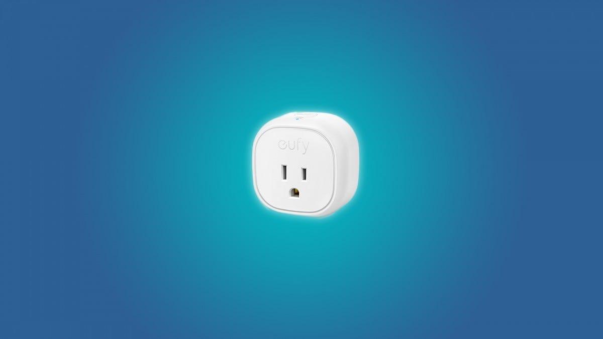 The eufy Smart Plug