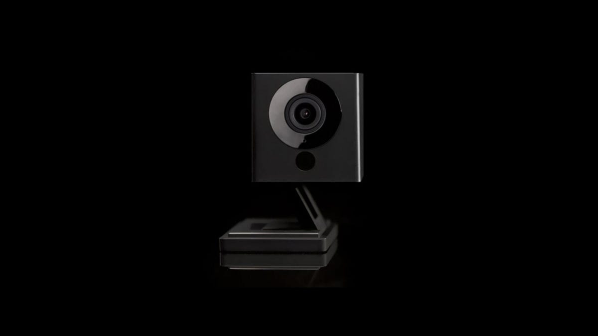 Wyze Cam in Black