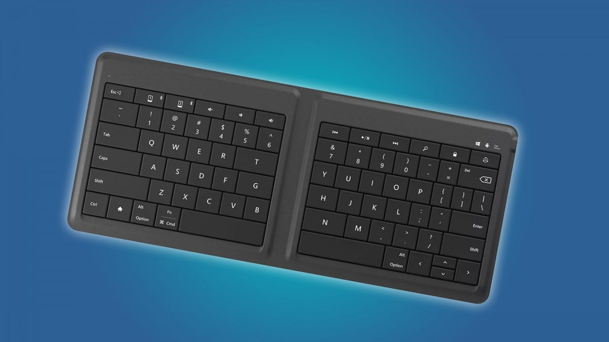 The Best Compact Mobile Keyboards For Typing On The Go
