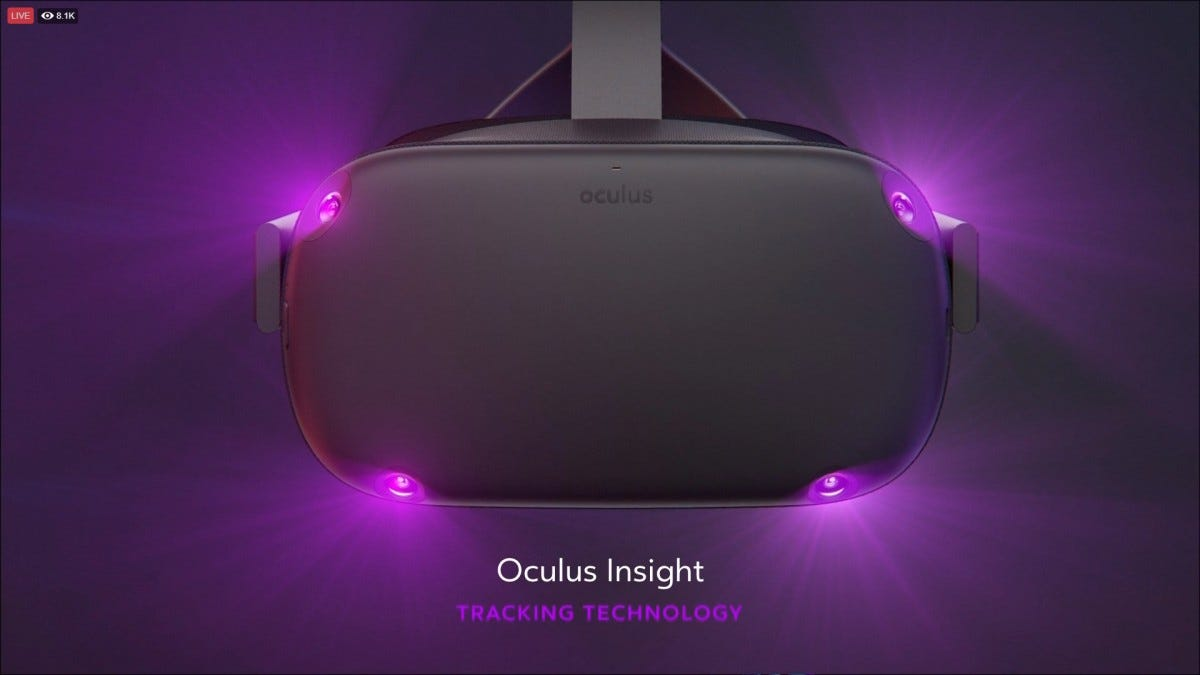 The Oculus Quest Is a Standalone, 6 Degree-of-Freedom VR Headset