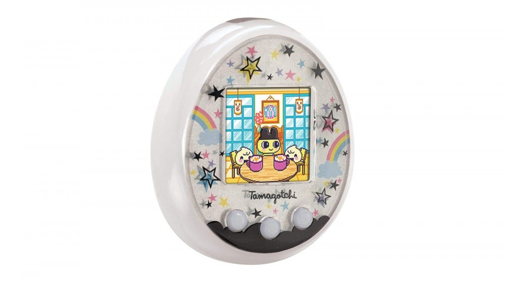 Tamagotchi On